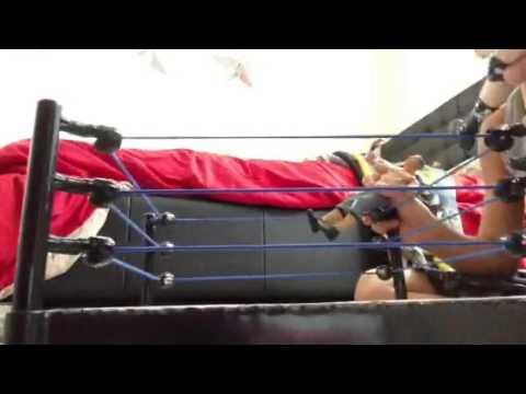 Sheamus vs John Cena