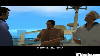 GTA Vice City - Mision #3 - La fiesta - Tutorial