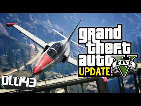GTA 5 Flight School DLC! Besra Aircraft Compassion/Review!
