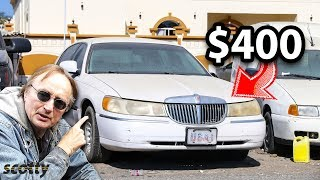 Why Buying a Cheap Used Car for $400 Is Worth It