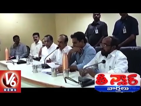 Plastic Ban : GHMC Quit Plastic Water Bottles Usage In Meetings | Teenmaar News