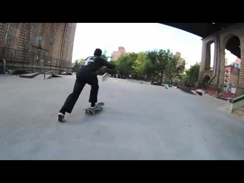 trying to keep up with judson farhat at LES Skatepark