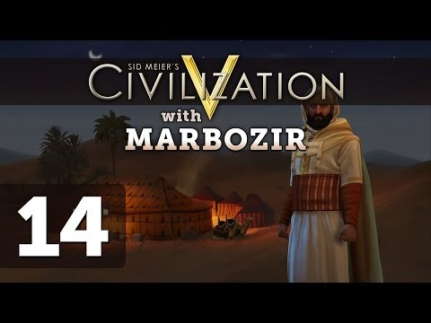 Civilization 5 Brave New World Deity Morocco Let's Play - Part 14