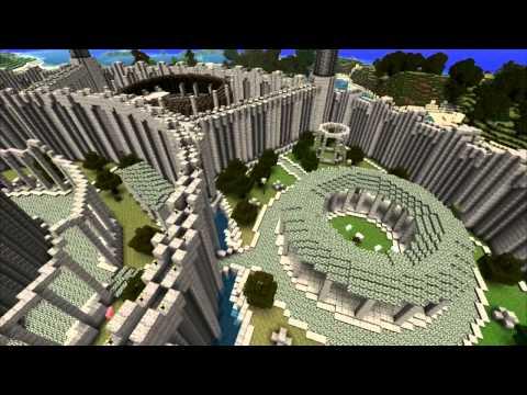 Minecraft: My World Update 7 Imperial City