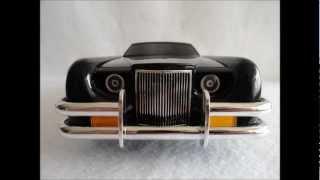The Car - Lincoln Mark III a Escala 1:18
