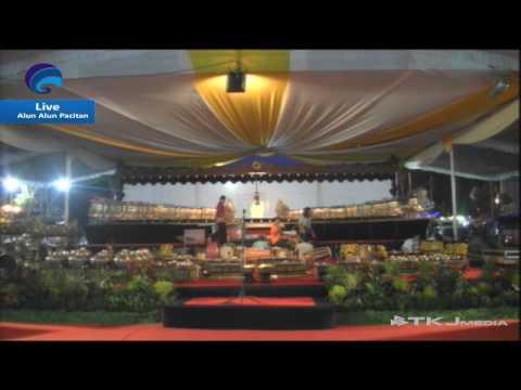 Pagelaran Wayang Kulit Dalam Rangka Hajatan Hari Jadi Pacitan ke 272 [Live Stream]