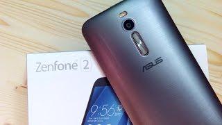 ASUS Zenfone 2 ZE551ML все недостатки и достоинства, полный обзор