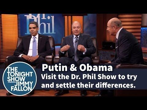 Putin & Obama Go On