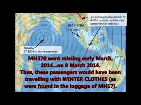 WAKE UP! Malaysia flight MH17 CRASH Ukraine ALL Bodies ASIAN  Conflicting evidence