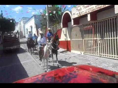 Jaripeo Y Cavalgata Del 6 De Octubre 2012  (HUAUTLA MORELOS)