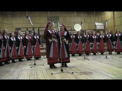 Authentic Bulgarian Songs - Sofia Ilieva & Monika Stoyanova from the