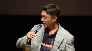 유아인 배우가 이창동 감독을 사랑한다고 표현한 이유(feat. 버닝 월드타워 GV)