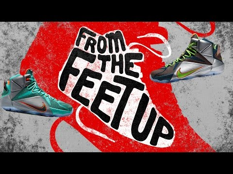 From the Feet Up: Stolen Lebron 12 Sneakers & More