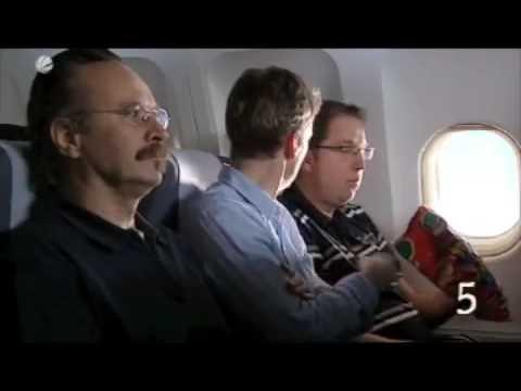 10 coisas que não se deve fazer no avião