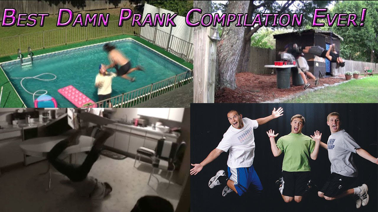 The Best Damn Prank Compilation Ever!