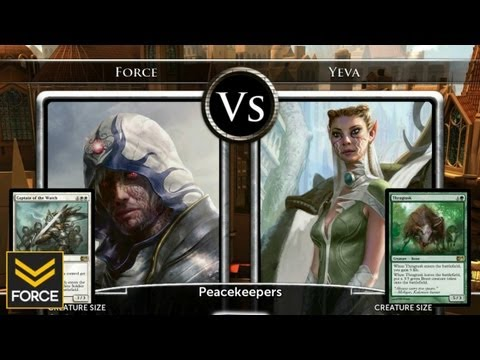 Magic the Gathering 2013: Yeva - Duels of the Planeswalkers (Gameplay)