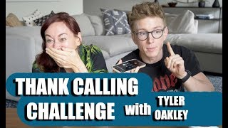 Master Of Thank Calling W Tyler Oakley
