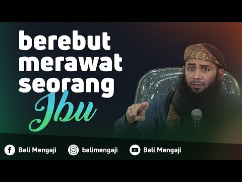 Video Singkat: Berebut Merawat Ibu - Ustadz Dr. Syafiq Riza Basalamah, MA