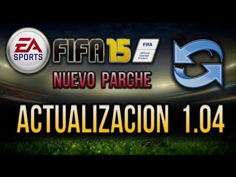 FIFA15 | 3ª ACTUALIZACIÓN | ¡Nuevo Parche! | ¿Qué incluye?