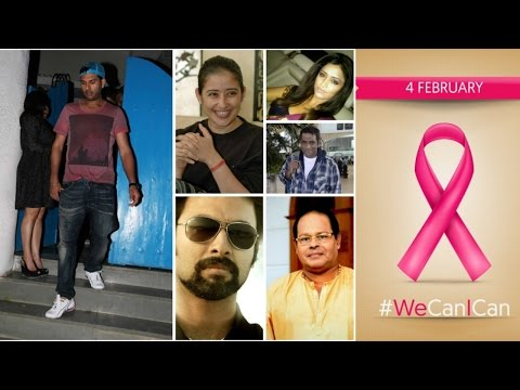 World Cancer Day 2016 | Stars Who Survived CANCER