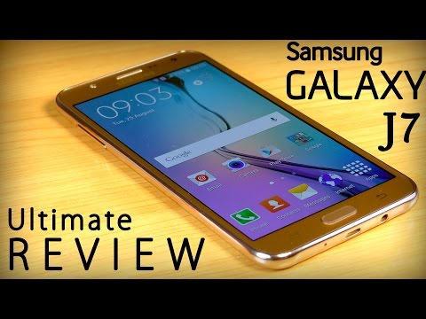Samsung GALAXY J7 Ultimate Review. TIPS & TRICKS