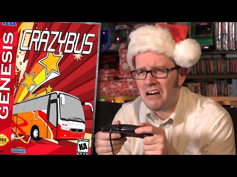 CrazyBus - Angry Video Game Nerd - Episode 124