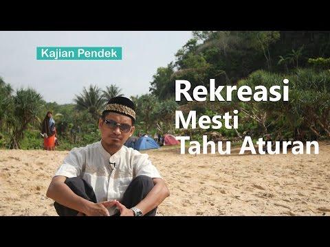 Tak Bisa Menjaga Mata Saat Rekreasi - Ustadz M Abduh Tuasikal