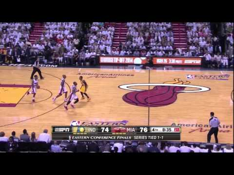 LeBron & Wade Dominate: Pacers at Heat Game 3 Eastern Conference Finals