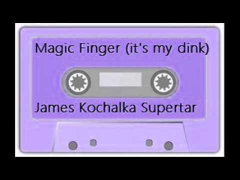 James Kochalka - Magic Finger