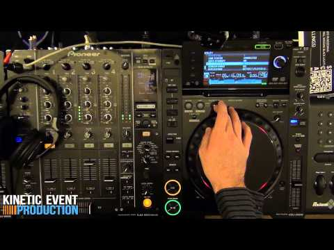 Pioneer CDJ-2000 Tutorial 2: Basics of Cues and Loops