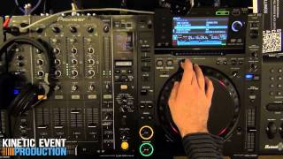 Pioneer CDJ-2000 Tutorial 2: Basics of Cues and