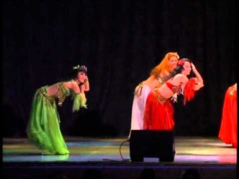 Hot Belly Dance Latino Arabic  Fusion -  Amira Abdi video