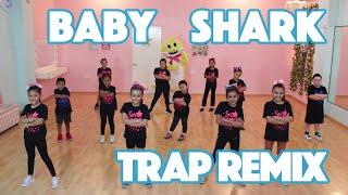Baby Shark Trap Remix - Choreography | Monterrey, Mexico.