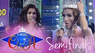 It's Showtime Miss Q & A Semifinals: Xian Quilicol vs. Odessa Jones | Di Ba Teh? Ganern!