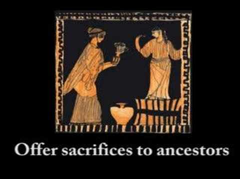 Ancient Greek and rome music