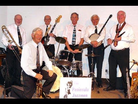 The Peninsula Jazzmen @ Wirral BikeAthon
