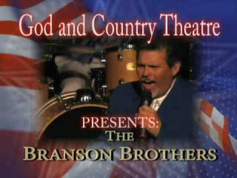 Branson Brothers at God and Country Theatre