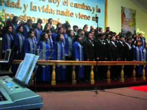 Coro IEP Sargento Aldea - Cuan dulce el nombre de Jesus.mpg