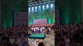 Download Lagu Medley Nusantara Gita Bahana Nusantara 2017 di Kemdikbud tgl 14 Agustus 2017 Gratis STAFABAND