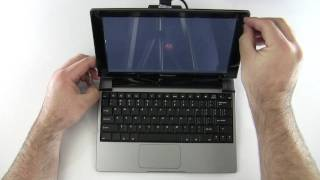 Droid RAZR Lapdock 100 Unboxing and First Look
