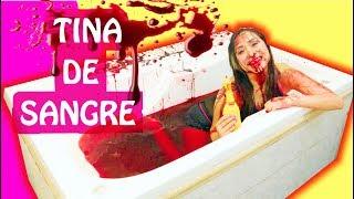 TINA DE SANGRE challenge   Extra Palomitas Flow   Sonny Batits