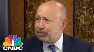 Goldman Sachs CEO Lloyd Blankfein: 'I haven't f...