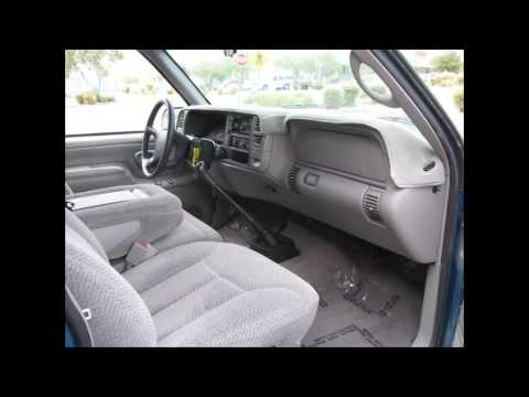 1997 GMC Sierra 1500 Ext. Cab 6.5-ft. Bed 2WD 29428 Video