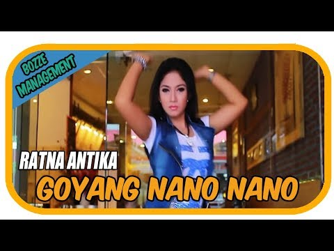 RATNA ANTIKA - GOYANG NANO NANO [ OFFICIAL MUSIC VIDEO ] HOUSE MIX VER