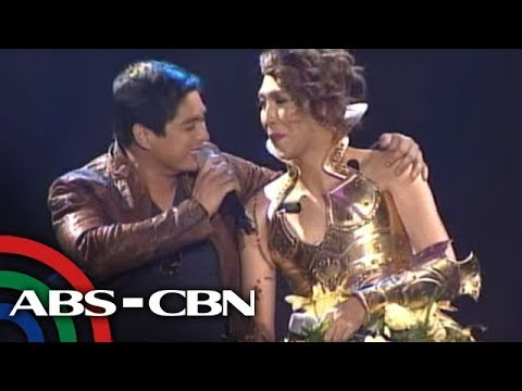 Coco Martin, Vice Ganda patch things up at concert