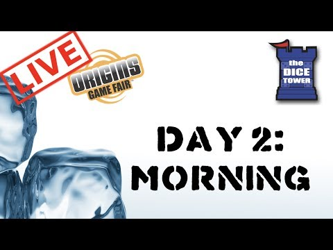 Origins Summer Preview 2017 - Day 2 Morning