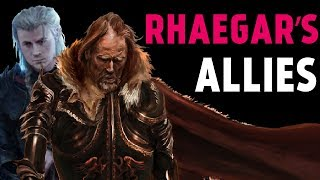 Rhaegar Targaryen's Allies (Game of Thrones)