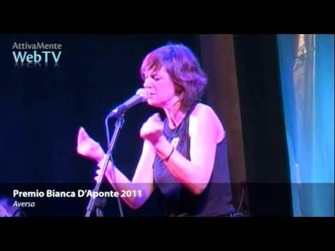 Premio Bianca D'Aponte 2011