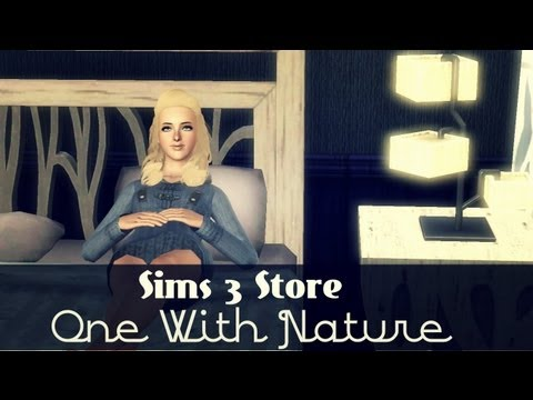 Sims 3 Store: One With Nature Overview/Review