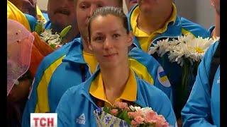 Учасники перших Європейських ігор повернулися в Україну - (видео)